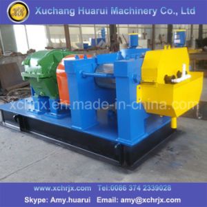 Ce Certificated Rubber Crusher Machine/Tyre Crusher Price Low pictures & photos