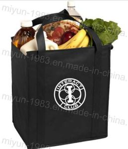 Large Non-Woven Customized Nonwoven Shopping/Grocery Tote Bag (M. Y. C. -011)