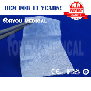 2016 Top Premium Foryou Surgical Sterial Medical CMC Dental Gauze with FDA, CE pictures & photos