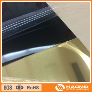 Laminated Aluminum Mirror Coil Strip for Decoration Purpose pictures & photos
