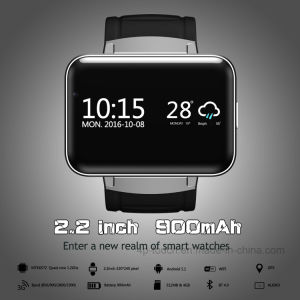 Android System WiFi Mobile Watch Phone with GPS Function (DM98) pictures & photos