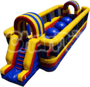 Inflatable Wipeout, Inflatable Big Ball Challenge for Party Event CS005 pictures & photos