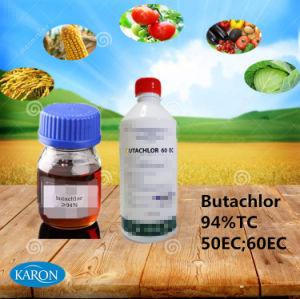 Agrochemical Herbicide Butachlor (TC; EC)