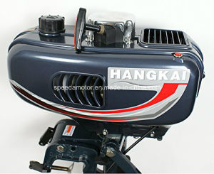 High Quality 2-Stroke 3.5HP Hangkai Outboard Motor with CE pictures & photos