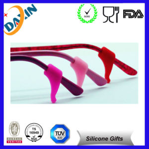 Comfortable Soft Silicone Rubber Eyeglasses Ear Locks pictures & photos
