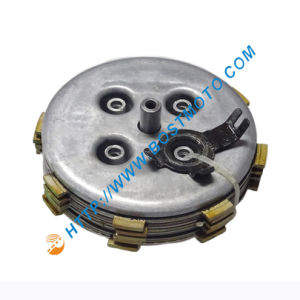 Motorcycle Part Clutch Hub Assy for Jy-110 pictures & photos