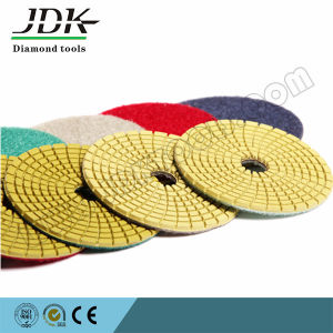 High Quality Resin Polishing Pads for Granite and Marble pictures & photos