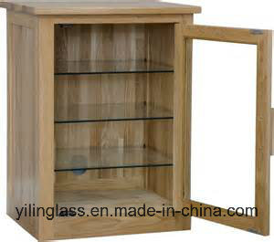 Tempere Shelf Galss for Furniture Cabinet pictures & photos