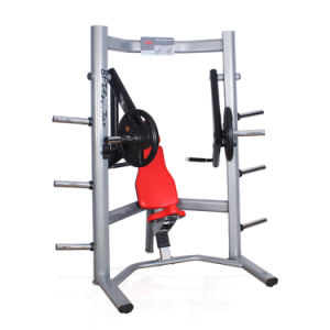 Heavy Duty Gym Fitness Machine Decline Chest Press pictures & photos