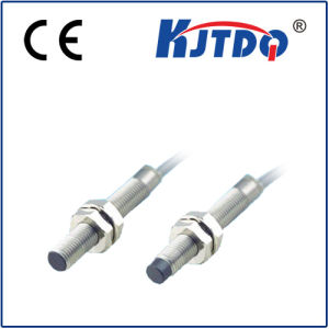 Extended Sensing Distance M8 Proximity Inductive Sensor with Best Price pictures & photos