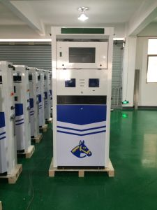 Blue Sky Hot Sale Fuel Dispenser with TV in 2017 pictures & photos