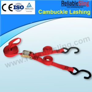 Auto, Motorcycle Rigging Heavy Duty Belt Buckle Cam Buckle Tie Down Straps pictures & photos