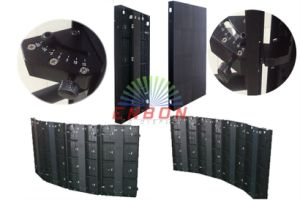 P5.68 Waterproof High Definition High Contrast LED Display for Rental pictures & photos