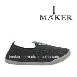Wholesale Walk Shoes Injection Shoes Sneaker F027-L pictures & photos