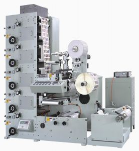Flexographic Printing Machine (RY-470) pictures & photos