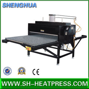 Traditional Automatic Large Format Double Stations Heat Transfer Printing Machine pictures & photos