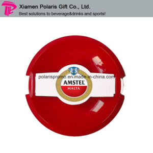 Plastic Round Cash Tray with Amstel Logo Imprint pictures & photos