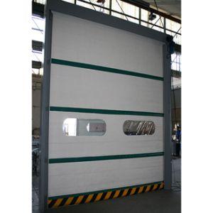 PVC Plastic High Speed Roll up Door (HF-1033) pictures & photos