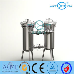 Stainless Steel Basket Type Filter for Oil pictures & photos