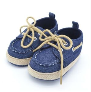 Baby Shoes Toddler First Walker Soft Sole Prewalker Sapatos (AKBS) pictures & photos