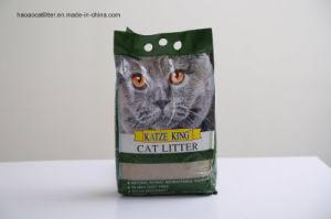 Nature Bentonite Original Color Cat Litter pictures & photos