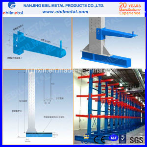 Pipe Storage Cantilever Arm Rack (EBIL-XBHJ) pictures & photos