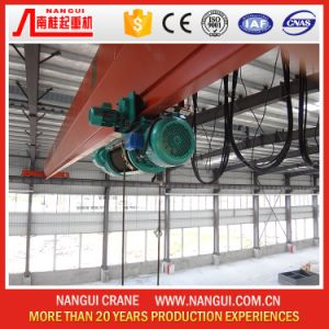 China Popular Single Girder Overhead/Bridge Crane