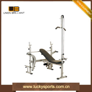 Multi Function Gym Equipment Lifting Adjustable Folding Bench for Gym pictures & photos