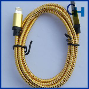 2016 Hottest Lustrous Data Cable Charging Cable Mobile Auto Data Link Cable for Nokia Phone Samsung Charger pictures & photos