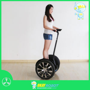 2 Two-Wheeled Self Balancing E-Scooter with CE (city model)