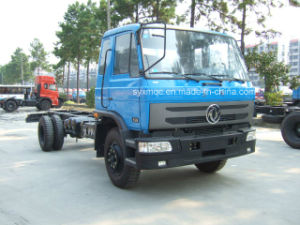 Dongfeng 153 Cargo Truck with Sleeper (EQ5140GK)