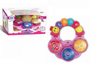 Battery Operated Drum Toy Set (H9258025) pictures & photos
