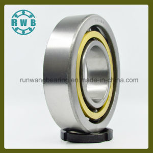 Copper Has a Cage Single Row Angular Contact Bearings, Factory Production (7314BM)