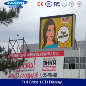 High Definition P6 SMD Outdoor LED Sign pictures & photos
