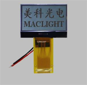 128X64 Dots FSTN Graphic Cog LCD Module Display pictures & photos