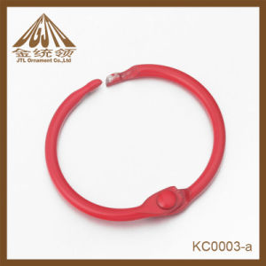 Fashion Nice Quality Popular 25mm Binder Rings Red Color pictures & photos