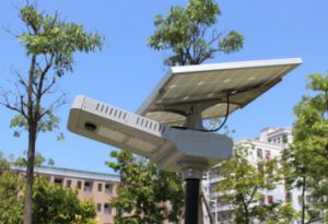 30W All in One Solar LED Street Induction Lamp pictures & photos