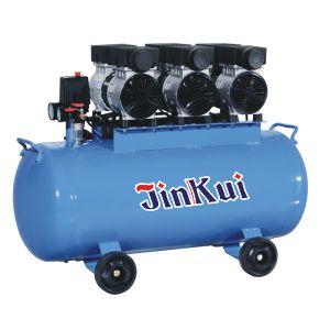 Jk750X3-90L Silence Oil Free Air Compressor