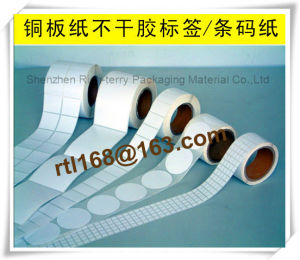 Direct Factory Supply All Kinds of The Blank Package Sticker pictures & photos