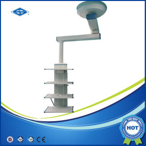 CE Multi-Purpose Single Arm Pendant for Endoscopy Revolving pictures & photos