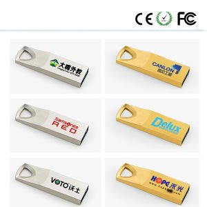 Wholesale Contracted Style Waterproof Free Logo USB Flash Driver Se9g2 pictures & photos