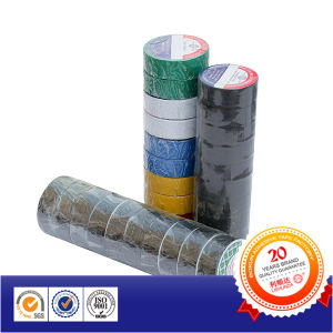 PVC Elecrtrical Insulation Tape Directly Manufacturer in China pictures & photos