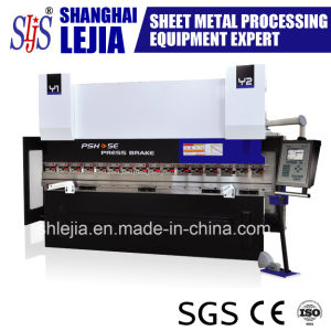 CNC Steel Metal Hydraulic Press Brake (PSH-SE) pictures & photos
