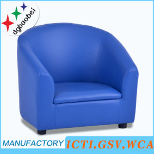 PVC Leather Club Kids Furniture (SF-12) pictures & photos