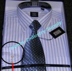 Assorted Style Metal X Shaped Shirt Clip for Shirt Packing (P160114D) pictures & photos