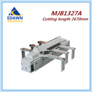 Mj6132ty Model Wood Cutting Machine 220V/60Hz Sliding Table Saw pictures & photos