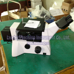 Inverted Metallurgical Microscope for Laboratory (LIM-305) pictures & photos