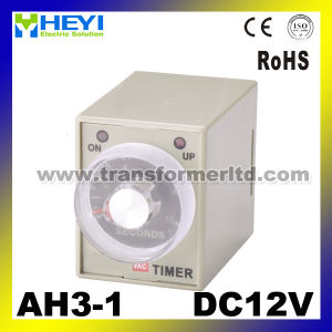 Ah3 Timing Relay/Time Delay Relay/220V Timer Relay pictures & photos
