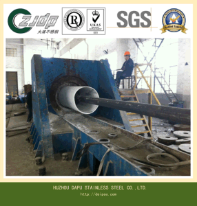 Stainless Steel Pipeline Pipe for Industry (304H 304L 316L 316TI) pictures & photos