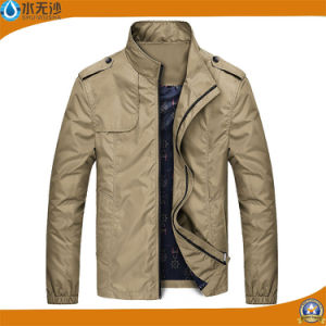 Men′s Jacket Slim Collar Coat Overcoat Winter Casual Outwear Jacket pictures & photos
